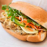 Lemongrass BBQ Chicken Sandwich