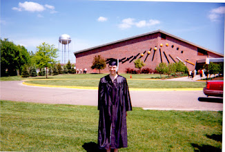 Photo: Sheri's Graduation from college