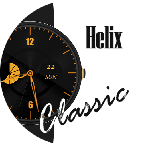 Helix Classic Watch Face