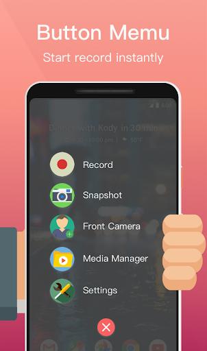 Ez Screen Recorder (no ad) 2.1.4 screenshots n 1