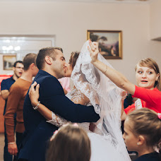 Wedding photographer Olga Advakhova (Advahova). Photo of 28.12.2017