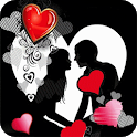Romantic Couple Love GIF icon