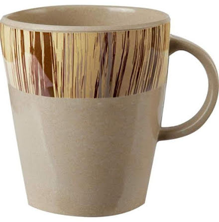 Melaminmugg Bambu Eco Friendly 1-p