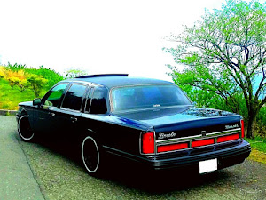 タウンカー  97年式 のカスタム事例画像 97 Lincoln  Town Carさんの2018年01月29日19:50の投稿