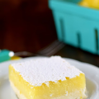 Gluten Free Lemon Bars (the Way Lemon Bars Should Be)