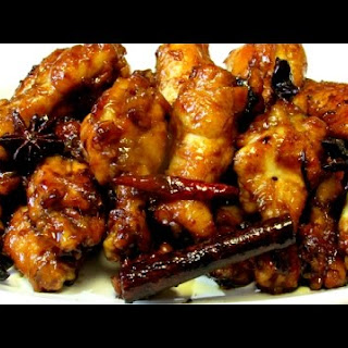 Andrew Zimmern'S One Pot Sticky Wings - Grandma'S Chinese Chicken Wings ... Recipe