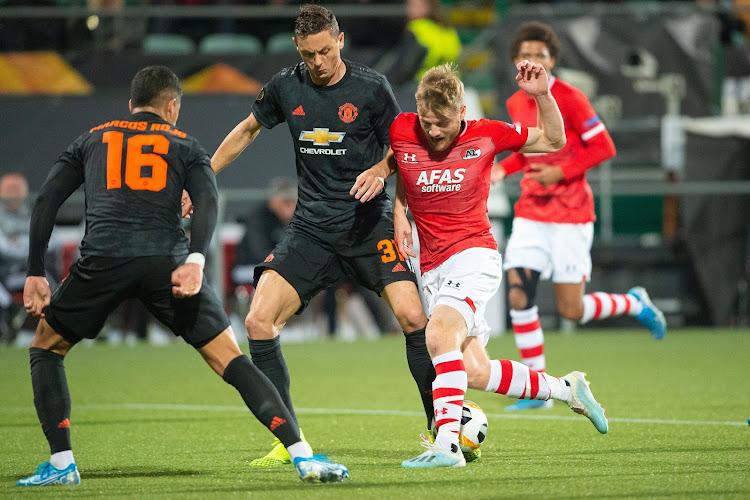 Deux joueurs de Manchester United sur le marché