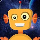 Robot jeu pour petits enfants icon