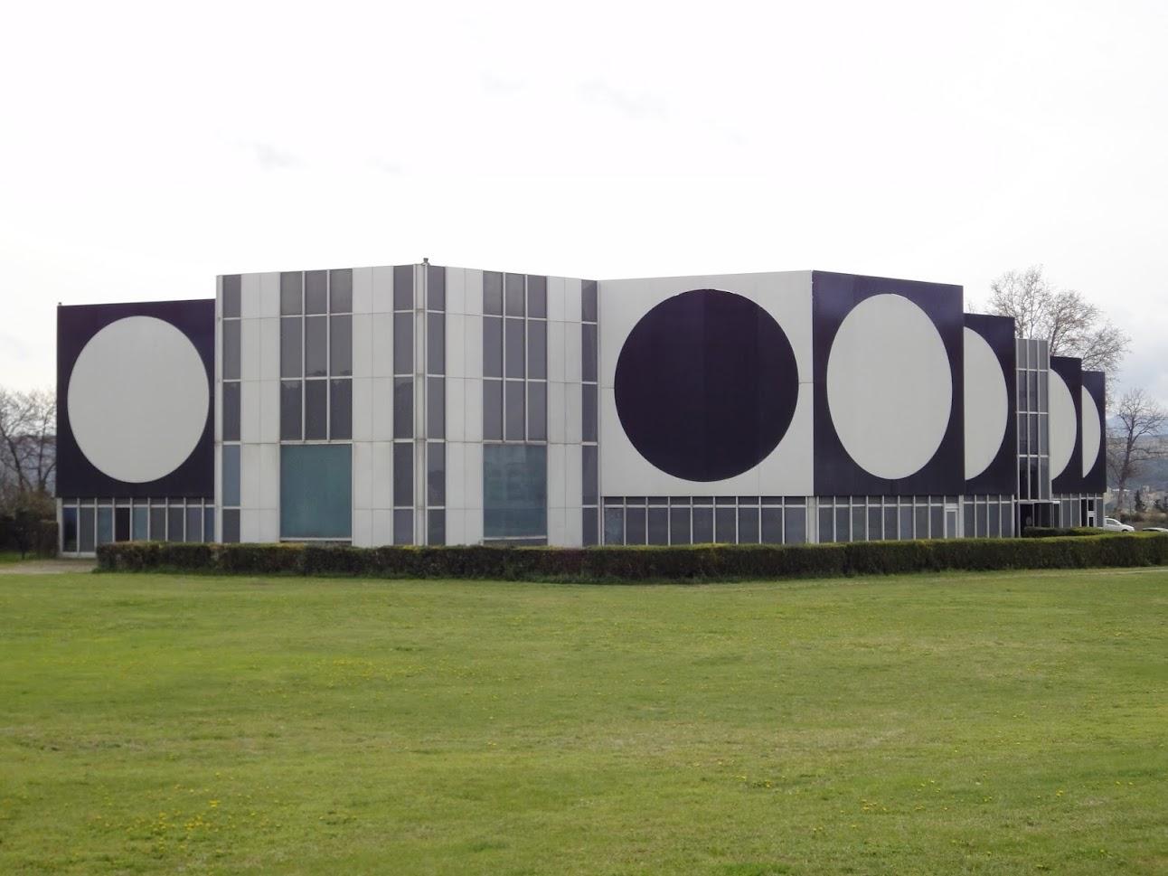 Fondation Vasarely à Aix-en-Provence