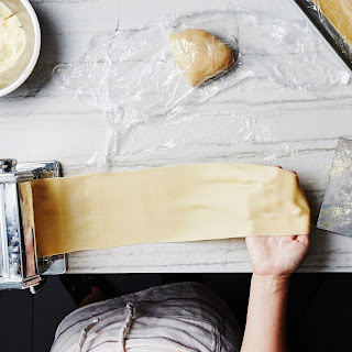 Fresh Pasta Dough.