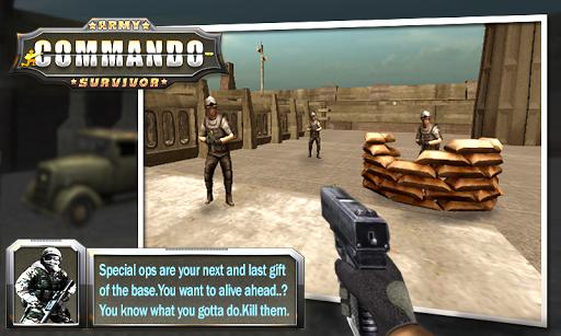 玩動作App|陸軍突擊隊獨存免費|APP試玩