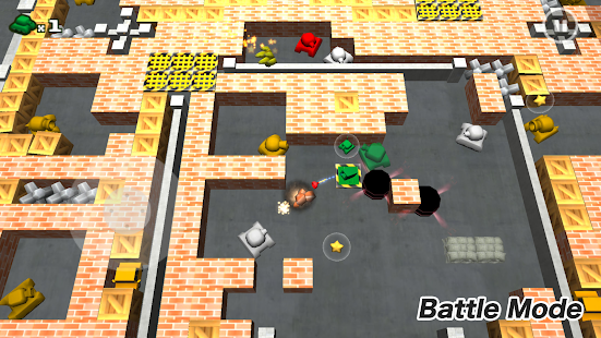 Pocket Tank Bang- screenshot thumbnail