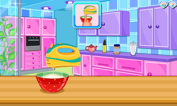 Cooking Donuts apk screenshot