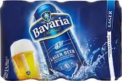 Bavaria Lager Beer - 8 Pack