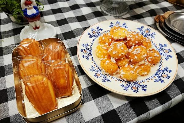 彼儂甜點BINÔME DESSERT- 兩人為組的法式甜點 溫暖的空間 放鬆的氛圍 來吃栗子蒙布朗吧! @台北行天宮