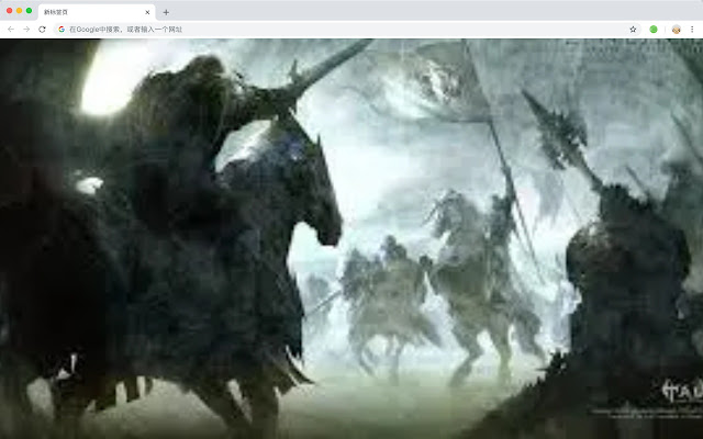 Lineage HD New Tabs Popular Games Themes