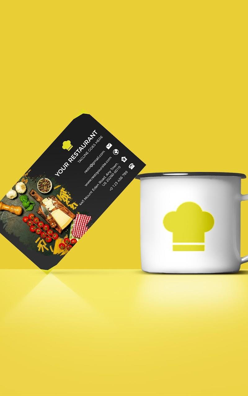 Business Card Maker - Branding Template Editor Screenshot 17