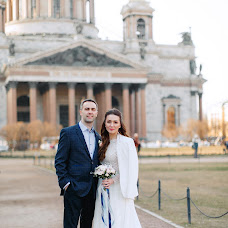 Φωτογράφος γάμων Marina Belonogova (maribelphoto). Φωτογραφία: 08.04.2019