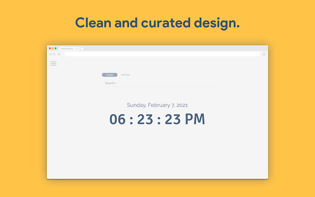 Infinitab – New Tab & Minimalist Dashboard