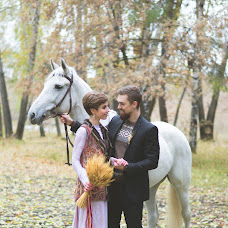 Wedding photographer Anna Zhuravlikova (ProserpinE). Photo of 23.10.2016
