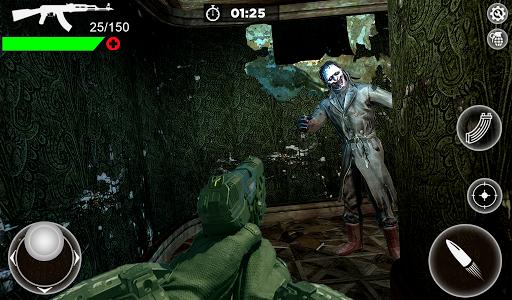 Evil Granny & Kids Horror Game apktram screenshots 10