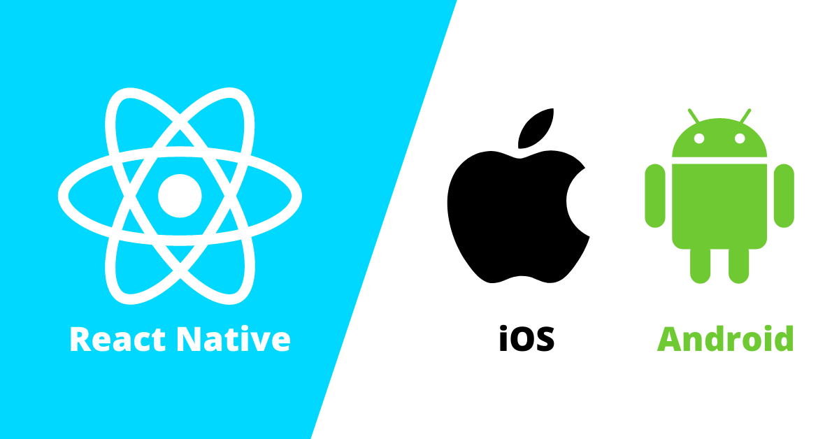React Native development for iOS and Android