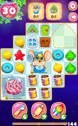 Candy Riddles: Free Match 3 Puzzle 1.37.8 gameplay | by HackJr.Pw 15