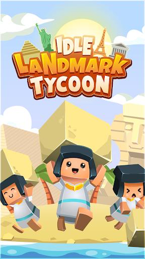 Idle Landmark Tycoon - Builder Game 1.28 Screenshots 13