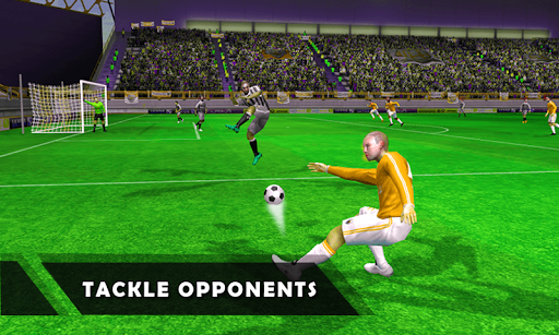 Real Football Game - FIF World Cup 2018 screenshot 2