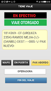 Download Choferes Radiotaxi Tiempo For PC Windows and Mac apk screenshot 6