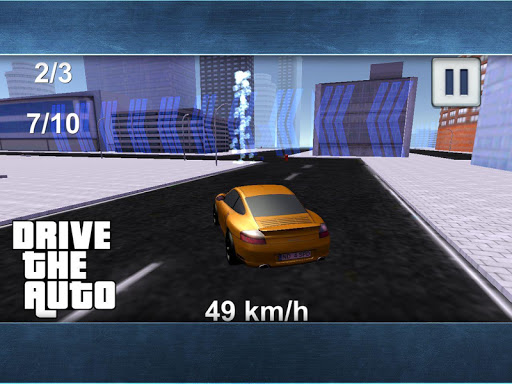 Drive The Auto