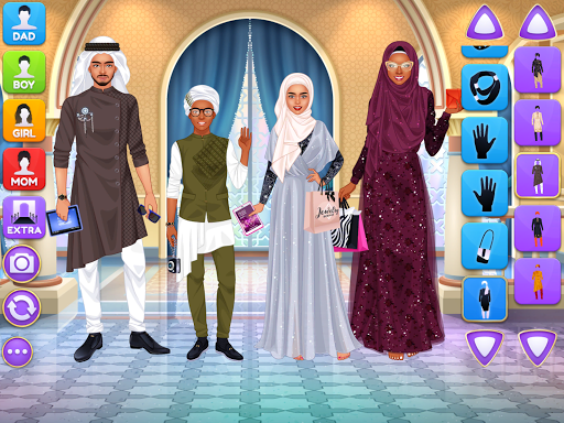 Superstar Family - Celebrity Fashion screenshots 8