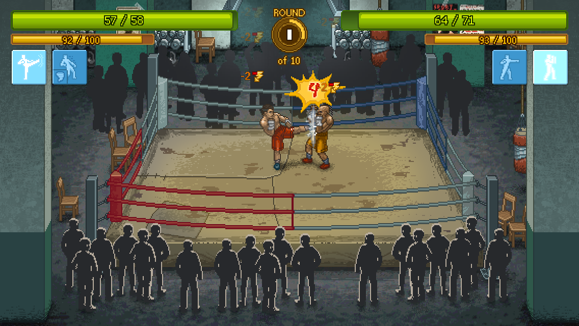 Punch Club - Fighting Tycoon- screenshot