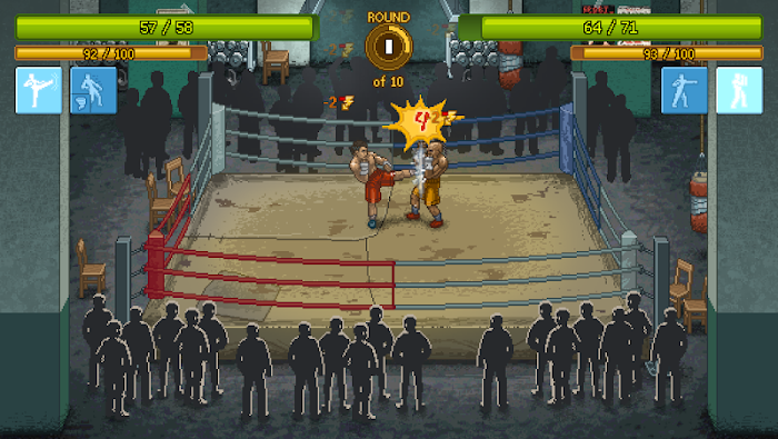Punch Club- screenshot