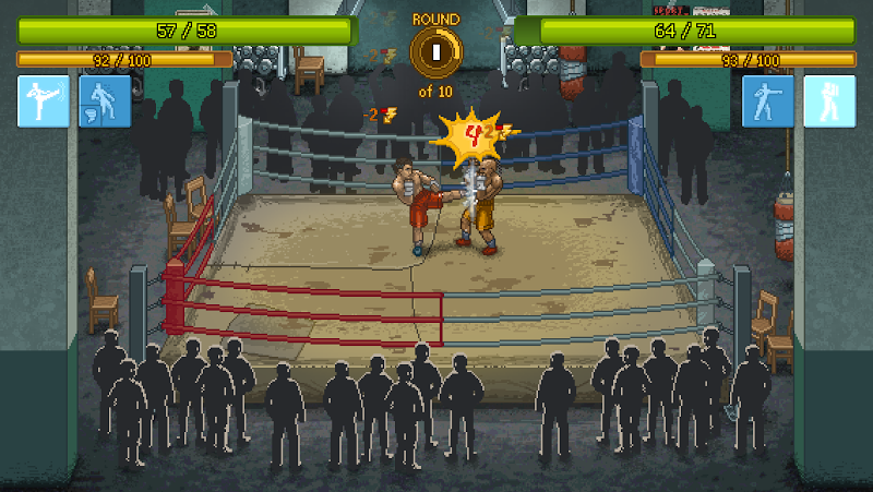 Punch Club - Fighting Tycoon Screenshot 2