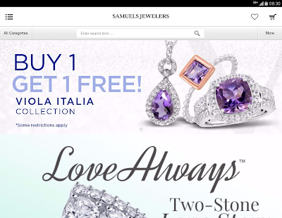 Samuels Jewelers Inc- screenshot thumbnail