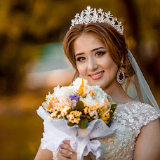 Wedding photographer Zied Kurbantaev (Kurbantaev). Photo of 30.06.2018