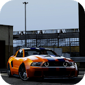 Drive Ford Mustang GT 500 Racing Simulator icon