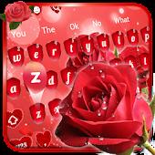 Tải Red Rose Chủ đề bàn phím miễn phí