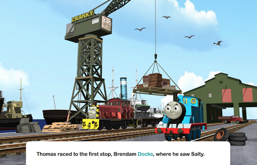 Thomas's Musical Day for Percy
