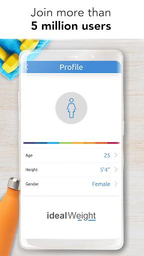 Ideal Weight screenshot 4