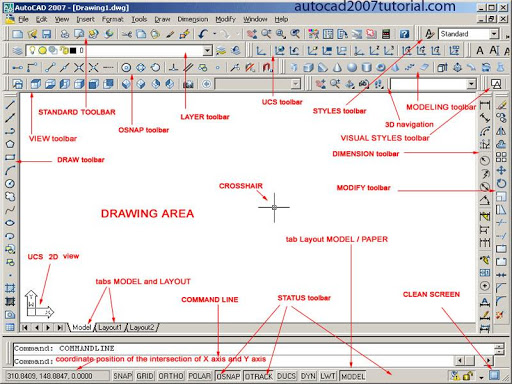 Reference For Autocad 2007