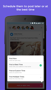 Crowdfire: Social Media Manager 3