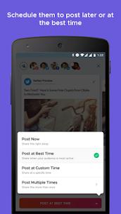 Crowdfire Apk – Social Media Manager 3