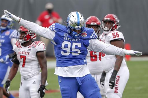 Quinton Bohanna to Dallas Cowboys in NFL Draft
