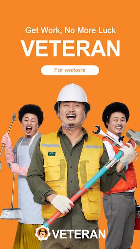 Veteran for workers Apk 1