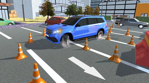 Luxury SUV Car Parking 1.2 de.gamequotes.net 5