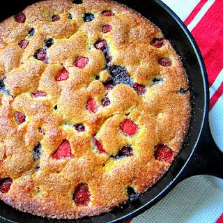 Berry Yogurt Cake & a Giveaway!
