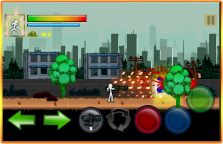 Angry StickMan 3.0 screenshot 640857