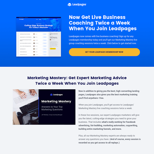 Great Leadpages Free Templates Photos >> The Ultimate List Of Free ...